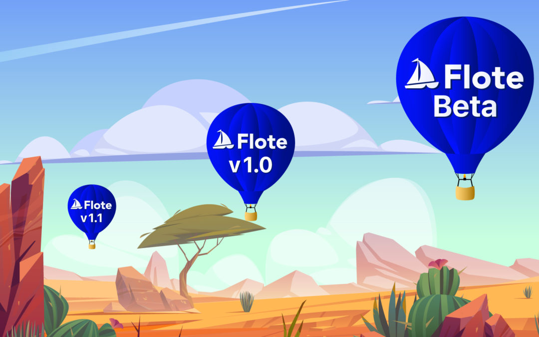 Flote Network Features — Coming Soon, Coming Later…